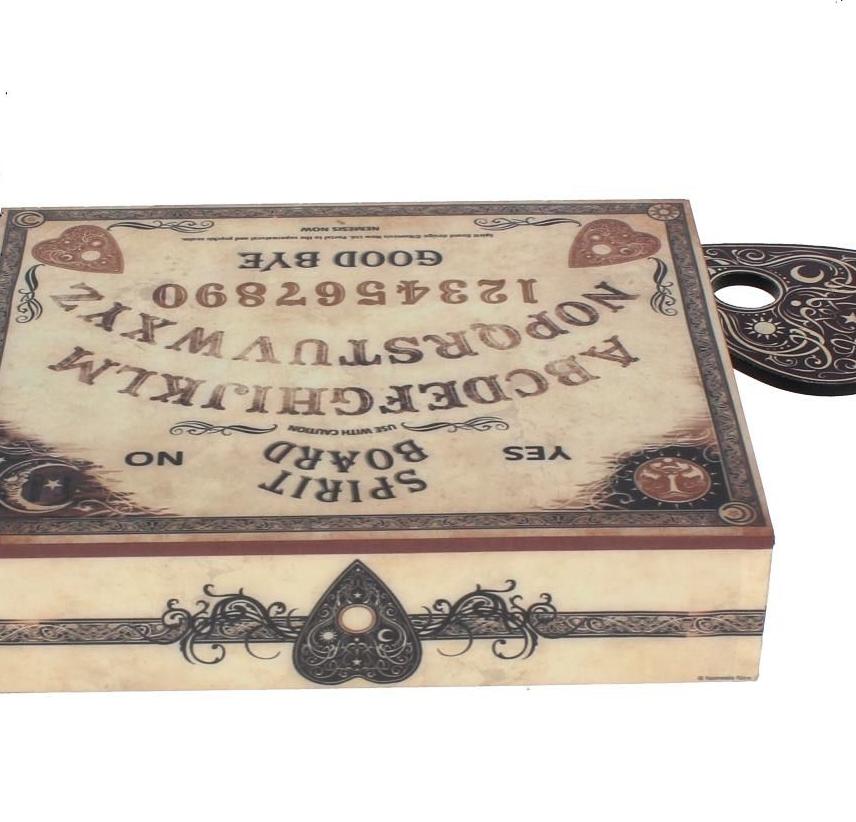 Ouija Board Jewellery Box Spirit
